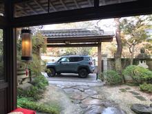 レネゲードと旅  飛騨高山駅