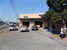 本日LA400Kコペンのお客様が3台でJmodeにご来店頂きました。