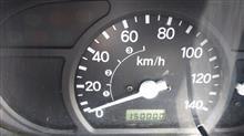 アクティ・トラックが15万キロになりました