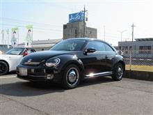 マフラー交換...the beetle マフラー交換 REMUS スポーツレーベル
