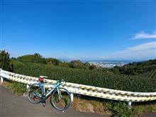 土日の自転車と海王丸!