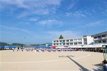 2017 長男中学1年生運動会