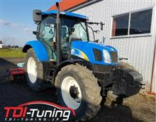 【New Holland T LS 6020 4.5 110PS 農業用トラクターディーゼルサブコン TDI Agricultural Diesel Tuning 】インプレ頂きました!