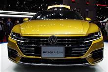 [ニューモデル]VW・アルテオン 新フラッグシップは5ドアのファストバック