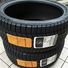 RS3のスタッドレスタイヤ問題