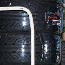 【FD2 タイプR】タイヤ交換(AD08R)、エンジンオイル(NUTEC)交換