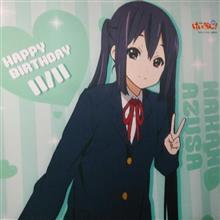 あずにゃんお誕生日おめでとうございます!
