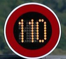110km/h制限の高速道路 を走ってみました