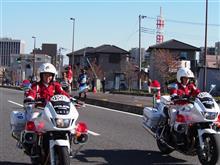 埼玉マラソンの応援に。そしてNDは修理が終了。