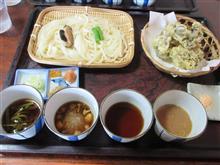 伊香保で日本三大うどんの水沢うどんを頂きます!