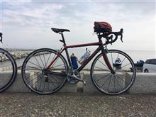 ロードバイク日記171104 カスイチショートコース