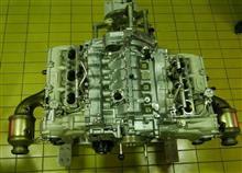 911GT3の超高回転型フラット6(MA175型)を分解