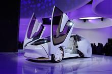 21世紀の車のデザイン