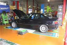 BMW E36 M3 車検整備