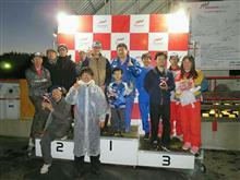 美浜4輪耐久レース最終戦の打ち上げ