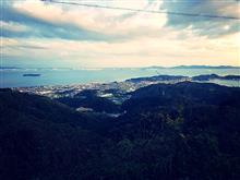蒲郡 三ヶ根山スカイライン走ってきました!