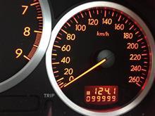 祝!100,000km