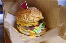 高島平のハンバーガー屋さん。