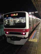 京葉線の209系