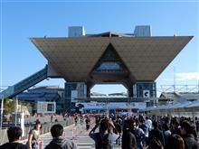 東京モーターショー2017に行ってきました。