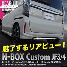 新型N-BOXのカスタムパーツが新登場!注文殺到中です☆