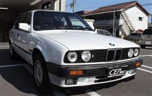 BMW E30へウインカーポジション取付