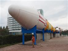 JAXA筑波宇宙センターへ。。。