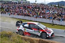 WRCラリー・オーストラリア2017のグループN