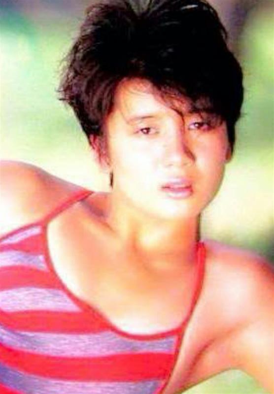 桑田靖子/80年代B級アイドルアーカイブ291119