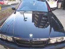 BMW 磨き・ボディーコーティング施工