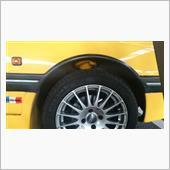 黄色い車に黄色い足が・・・( ...