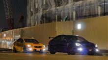 S207&S4tsで東京夜遊び