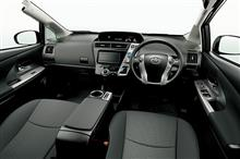 [一部改良]トヨタ・プリウスα 「Toyota Safety Sense P」を全車標準装備