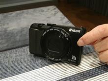 カメラのストラップ
