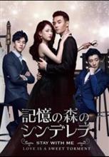 中国の大ヒットドラマ「記憶の森のシンデレラ~STAY WITH ME~」日本 絶賛放送中!