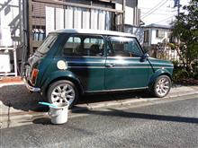 Mini洗車