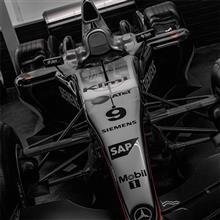 【ドニントン・パーク】McLaren Mercedes MP4-19 2004