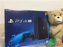 PS4 pro、キタ━━(゜∀゜)━━!!!