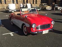 2017年神宮外苑でのトヨタ博物館CCFで見た珍しい車 その1