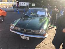 2017年神宮外苑でのトヨタ博物館CCFで見た珍しい車 その2