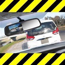 純正ミラー交換 ドライブレコーダー内蔵ルームミラー バックカメラも付属 安心の1年保証 動体検知 駐車監視機能付き