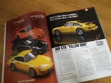 model cars 誌 RUF CTR で参戦