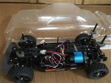 TT01typeEラリー化改造