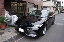 トヨタ カムリ新商品開発中!