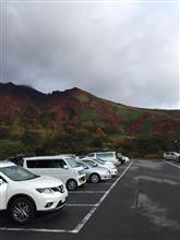冬の那須高原