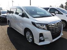 【買取車両】H28 アルファード 2.5S A PKG