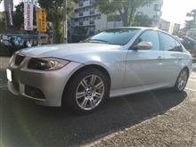 BMW:E90にご装着! FIT都筑店です(*'▽')