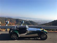 秋の京都プチドライブ
