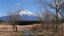 富士山を撮りに!