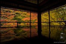 2017秋景色 京都 瑠璃光院